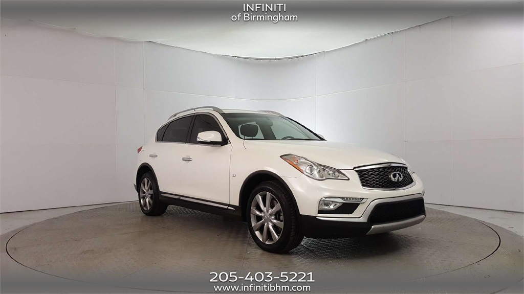 Pre-Owned 2016 INFINITI QX50