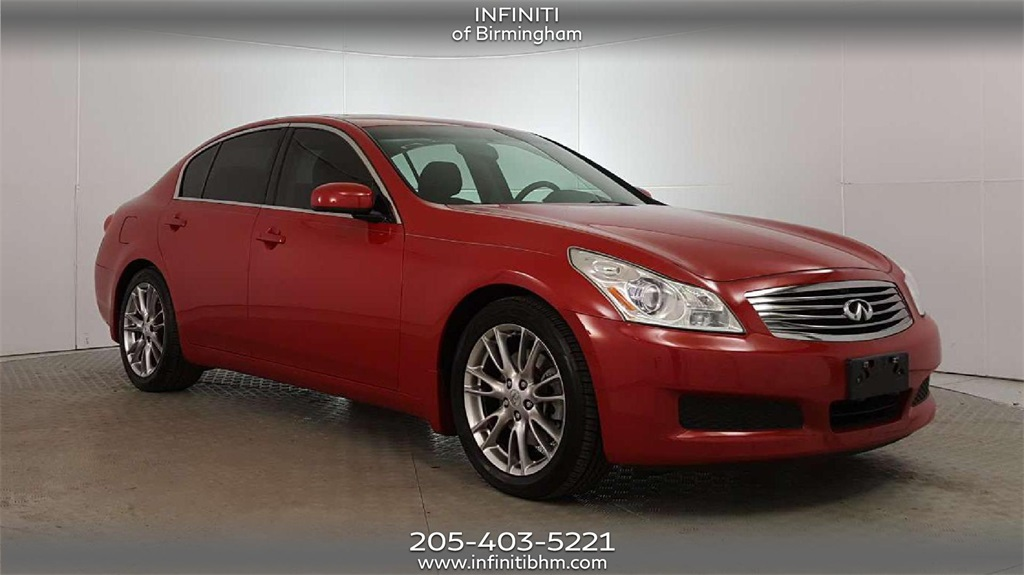 Pre-Owned 2007 INFINITI G35