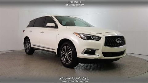 Certified Pre-Owned 2017 INFINITI QX60