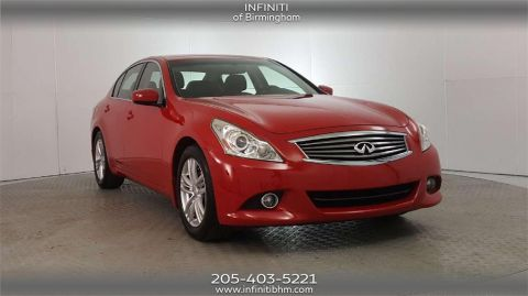 Pre-Owned 2011 INFINITI G37 Journey