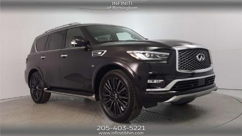 New 2019 INFINITI QX80 Limited 4WD