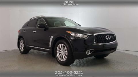Certified Pre-Owned 2017 INFINITI QX70